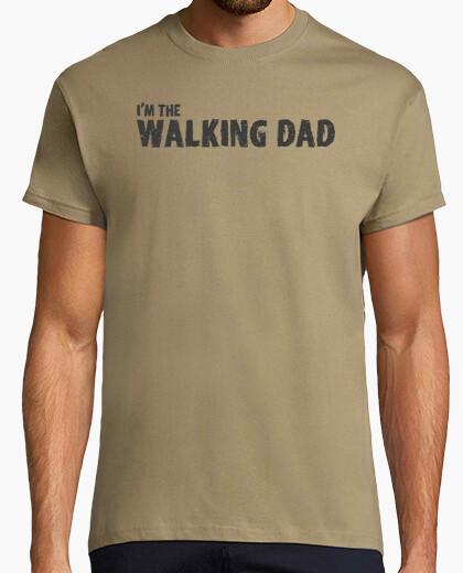 Tee-shirt I'm the Walking Dad B