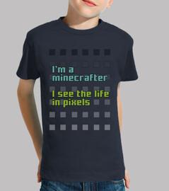 im un minecrafter