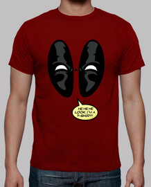 im una t-shirt!