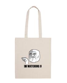 Im watching U