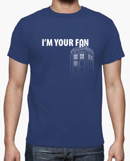 Camiseta IM YOUR FAN