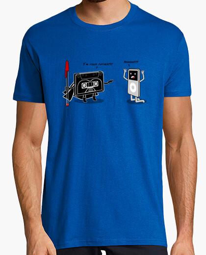 Camiseta Vader - Cassete