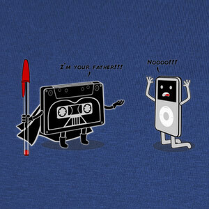 T-shirt I´m your father!!!