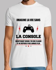 Imagin la vie sans la console