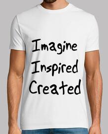 Imagine, Inspire, created Hombre