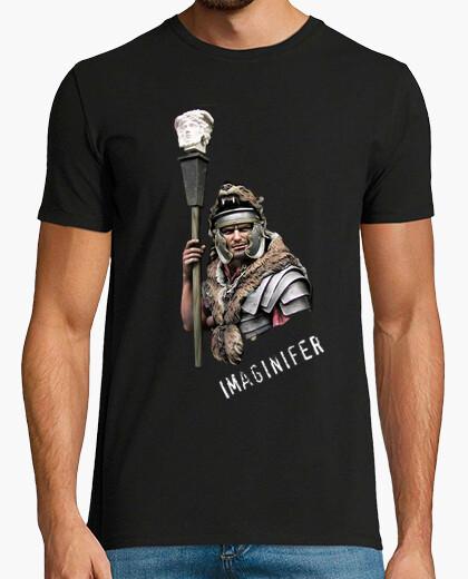 Camiseta Imaginifer (Completa la colección de 8 personajes de las legiones romanas)