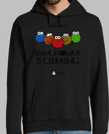 Immunowar Is Coming  (fondos claros)