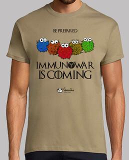 immunowar kommt (helle hintergründe)