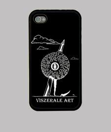 Impaled Eye Logo BK