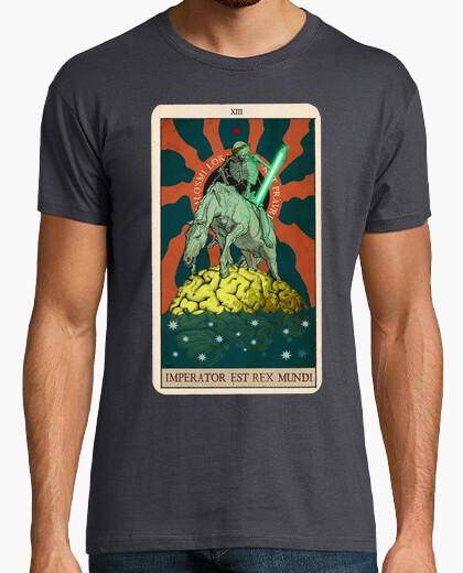 Tee-shirt imperator is mundi rex
