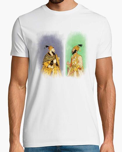 T-shirt imperatori mughal