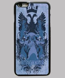 Imperial de dos cabezas azul