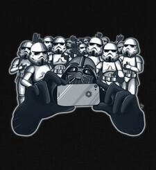 Camisetas Imperial Selfie