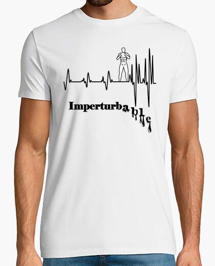 Imperturbable h fb t-shirt