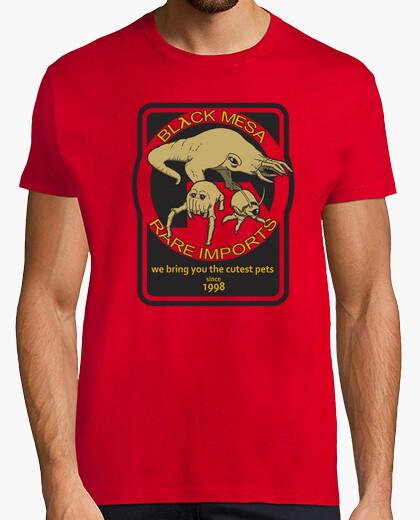Tee-shirt importations rare de table noir.