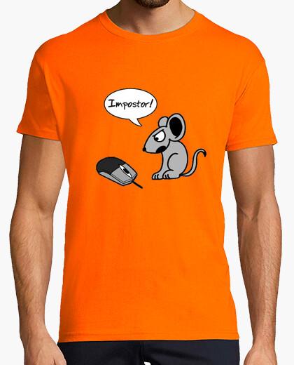 Camiseta impostor!