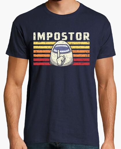 Camiseta IMPOSTOR Retro