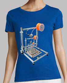 imprimante 3d (fille)