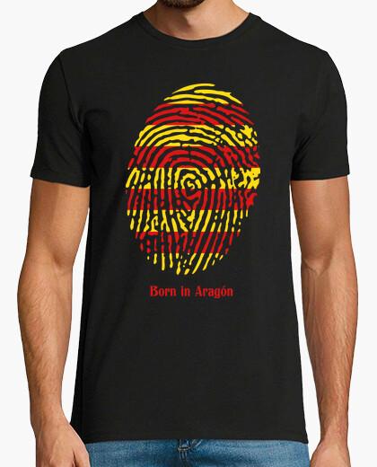 T-shirt impronta aragon