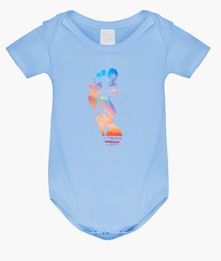 Abbigliamento bambino impronte di surfisti