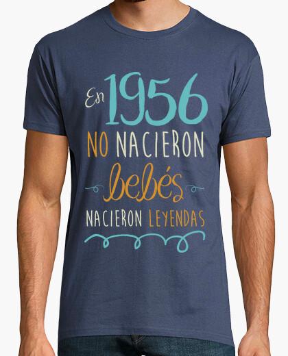 In 1956 no babies were born, legends were born, 64 t-shirt