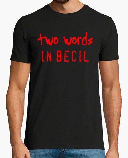 Camiseta IN BECIL