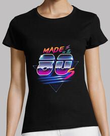 in den 80ern hemd gemacht frauen