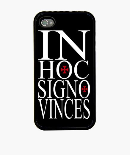 Funda iPhone IN HOC SIGNO VINCES