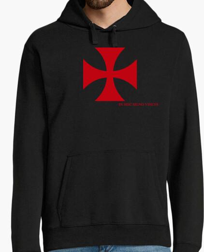 In hoc signo vinces hoodie