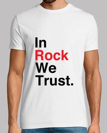 In Rock We Trust / rock 'n' rol