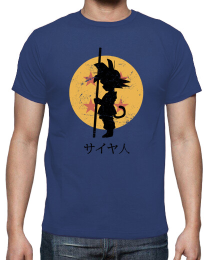 Open T-shirts anime