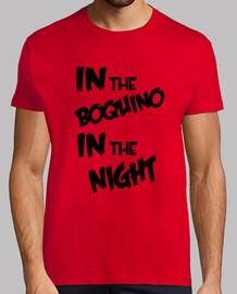 IN THE BOQUINO IN THE NIGHT