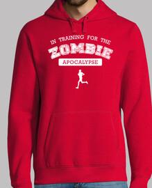 in training für die zombie - apokalypse