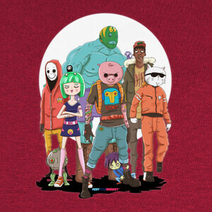 Inadaptados T-shirts