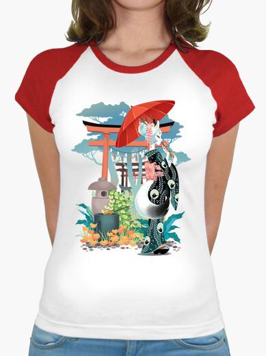 Tee-shirt inari kitsune
