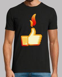 incendi il calibro, facebook come 2