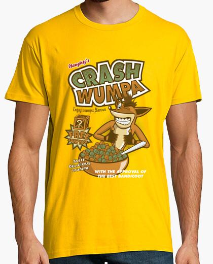 Incidente wumpa - t-shirt da uomo