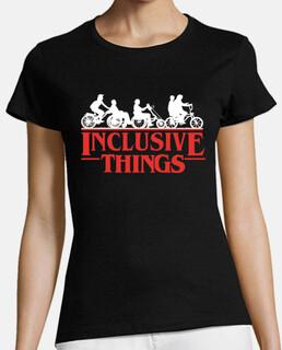 Inclusive Things Camiseta manga corta mujer