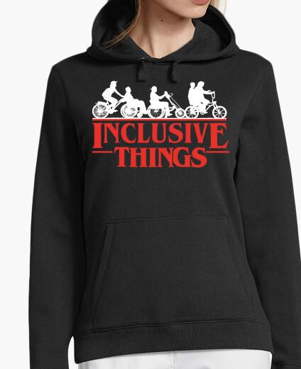 Jersey Inclusive Things Sudadera mujer