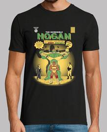 increíble hogan / lucha / cómico / mens