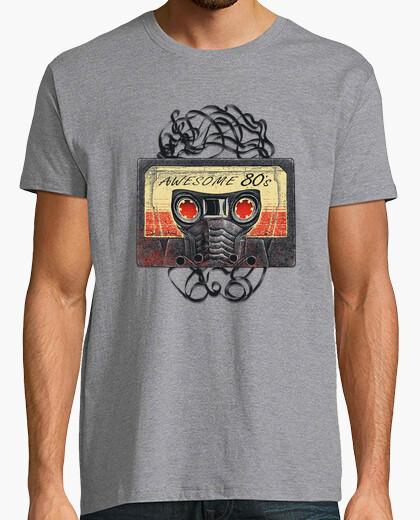 Camiseta increíbles 80