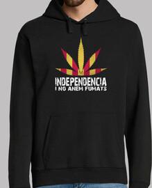 Independència i no anem fumats