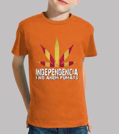 independencia non mi anem fumats