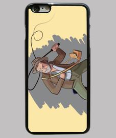 Indiana Jones funda de iPhone