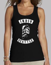 Indio Seattle Skull