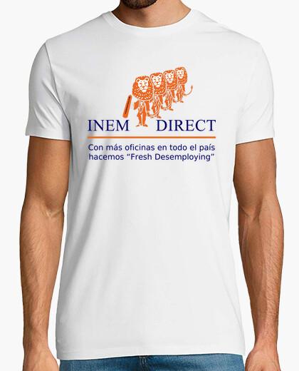 Camiseta Inem Direct (Logo ING)