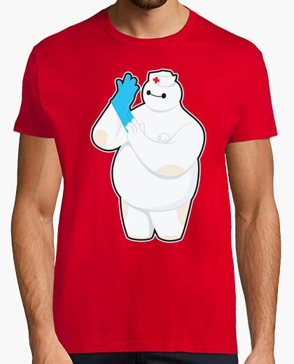T-shirt infermiere robot