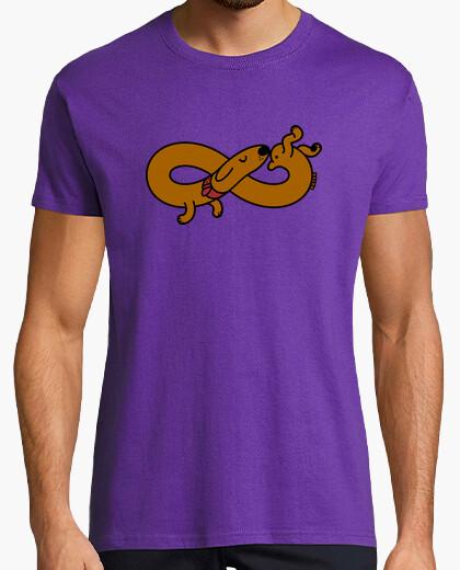 Infinite dog t shirt t-shirt