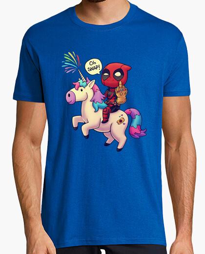 T-shirt infinito chimichanga