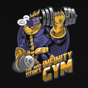 Infinity Gym 2.0 T-shirts